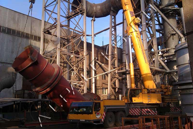 Расценка на демонтаж труб канализации